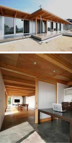 A house on a budget (of how much?) B House in Shimasaki by Anderson Anderson Architecture