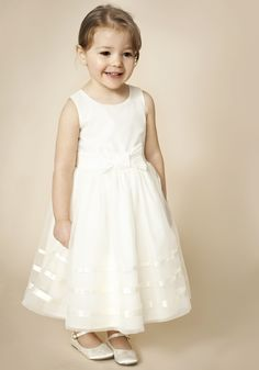 Flowergirl dress... will you have a flower girl? or ring boy? <3
