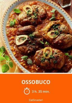 Ossobuco - smarter - Zeit: 3 Std. 35 Min.   eatsmarter.de