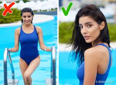 12 Tips for Posing on the Beach That Can Make You a Social Media Star (Kim Kardashian Uses Them Too) Best Photo Poses, Picture Poses, Photo Tips, Photos Bff, Poses For Pictures, How To Pose For Pictures Like A Model, Beach Photos, Videos Instagram, Photo Instagram
