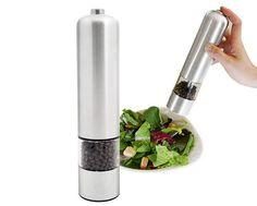 Automatic Pepper Mill | 15 Weirdest Kitchen Gadgets Ever