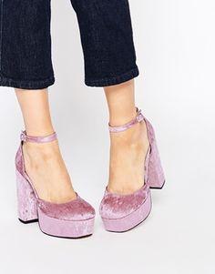 ASOS - PABLO - Chaussures à plateforme
