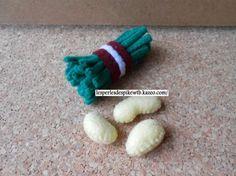 Explications pour réaliser un Fagot de Haricots Verts bardé de Lard et ses petites Pommes de Terre