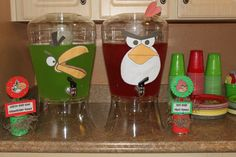 Angry Birds  | Party Idea Blog | Event Vendor Directory | Plan Love Share