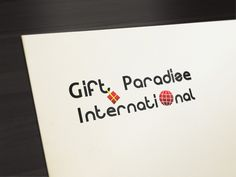 Logo Design for Gift Paradize International
