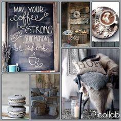 Monday Maandag Goedemorgen Goodmorning Moodboard Landelijk