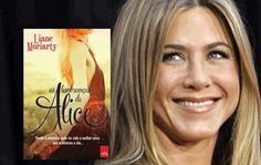 """Cantinho da Leitura: Jennifer Aniston estrelará na adaptação de """" As Lembranças de Alice """""""