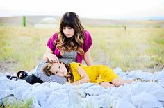 Mamma and daughter: Jen Herem Photography