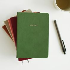 POKETO | Moment Blank Notebook