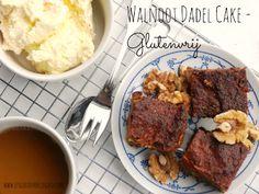 Eet goed, Voel je goed: Walnoot-Dadel Cake - Glutenvrij