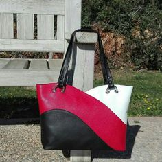 Handmade leather bag. VESNA exclusive handmade.