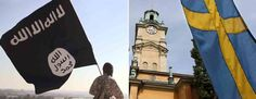 Security services in Sweden have been put on high alert in connection with a potential terrorist attack threat from ISIS.