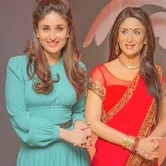 Bollywood Saree, Bollywood Fashion, Anamika Khanna, Dia Mirza, Kareena Kapoor Khan, Madhuri Dixit, Jacqueline Fernandez, Sabyasachi, Indian Actresses