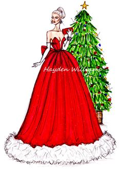 Festive Couture 2012 by Hayden Williams