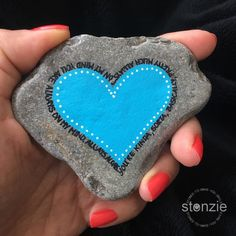 "68 Likes, 1 Comments - Stonzie (@stonzie_by_idilo) on Instagram: ""#aklımdasın demek için küçük #mavi bir yol 🤗💙 ..............…"""
