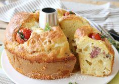Chiffon cake salatasenza lievitazione soffice,alta e gustosa. Perfetta per antipasti e spuntini salati.Ricetta facile garantita! Rustico salato imperdibile