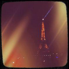 Midnight in Paris..