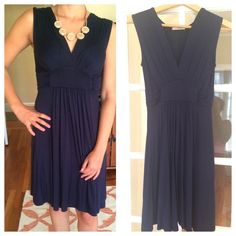 SALENavy Soprano dress Item #5 of 15 day challenge.  Great for the summer!  Only worn ~2x! Soprano Dresses