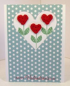 Four Days to Valentine's Day - Part 2 by !Beth! - Cards and Paper Crafts at Splitcoaststampers