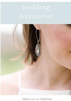 Diamond Earrings, Drop Earrings, Bridal Earrings, Veils, Groomsmen, Wedding Jewelry, Jewelry Accessories, Bridesmaid, Weddings
