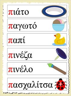 Greek Language, Greek Alphabet, Speech Therapy, Worksheets, Greece, Child, History, Learning, School