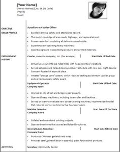 resumes templates for mac office httpwwwresumecareerinfo - Word Resume Templates
