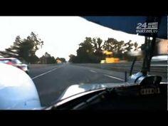 #1 Audi R18 e-tron quattro Onboard 2012 Le Mans 24 Hours