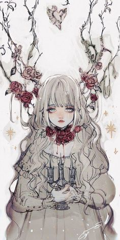 Image about babes in Manga/Anime 💞 😍💞 by Justine Corinne Inspiration Art, Art Inspo, Aesthetic Art, Aesthetic Anime, Anime Art Girl, Manga Art, Pretty Art, Cute Art, Estilo Anime