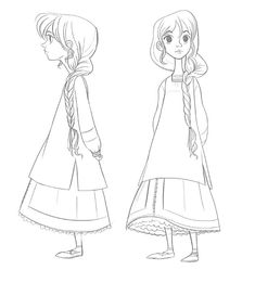 Little girl concept by Sarah