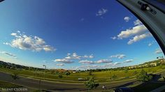 A view from my window of a perfect summer afternoon 17 July 2014 pm Albion Falls, Ontario, Airplane View, Landscape Photography, Clouds, Windows, Summer, Summer Time, Summer Recipes