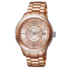 Esprit Marin Aluminium RoseGold ES105812006 watch |
