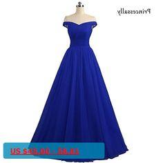 New Long Bridesmaid Dress Sexy Pleat Boat neck A-line Prom Party Gown Cheap Royal Blue Wine Red Lilac Vestido De Festa Longo