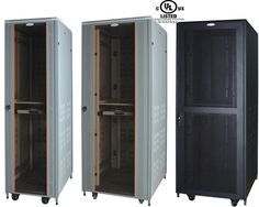 Make space with Server Racks & Cabinets