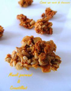 Comme une envie de douceurs: Muesli maison nature ou craquant - Home made muesli crunchy or not