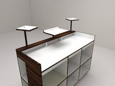 Rendering of the Proposed DJ Table