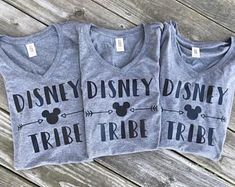 Disney Tribe Shirt / Disney World Shirt / Disneyland Shirt / Marching Disney Family Shirts / Matching Friends Shirt #vacationspotsworld