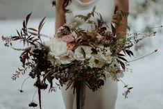 This Intimate Loch Lomond Wedding Took the Newlyweds on a Rainy Adventure