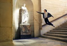Lost In Cheeseland: Paris Photos: Levitation and Dance by Mickael Jou