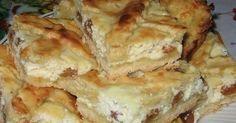 """""""Prăjitura cu brânză și stafide"""" este un desert absolut fantastic, foarte fin și delicat. Prăjitura se prepară din blat sfărâmicios și umplutură gingașă de brânză, albușuri și stafide. Acest deliciu o să vă surprindă prin gustul delicios, aroma fină și textura fragedă. Prăjitura cu brânză se prepară foarte simplu, de aceea o puteți prepara oricând aveți poftă de ceva dulcișor. Savurați-o cu plăcere! INGREDIENTE PENTRU ALUAT – 200 g de unt moale – 350 g de făină cernută – 80 g de zahăr – 3…"""