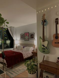 Room Design Bedroom, Room Ideas Bedroom, Bedroom Decor, Bedroom Inspo, Cute Room Ideas, Cute Room Decor, Room Ideias, Indie Room, Pretty Room