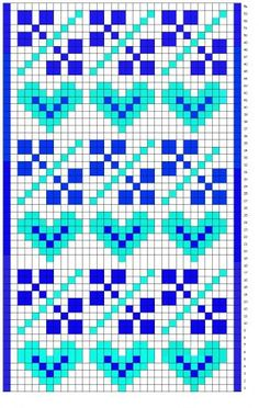 Photo Knitting Charts, Baby Knitting Patterns, C2c, Knitted Bags, Mittens, Projects To Try, Quilts, Crochet, Table Toppers