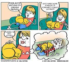 Sonhos de Gato