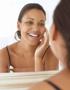 Learn how to buy skin brightening products.