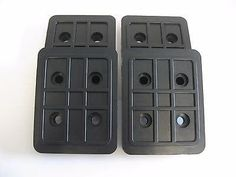 Lift Pads for Benwil/Bishamon (Set of 4 Rubber Only) Repl 205175 SP710002 BH7205