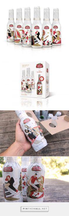 Stella Artois Special Edition packaging design GNS Advertising Agency: Yotam…