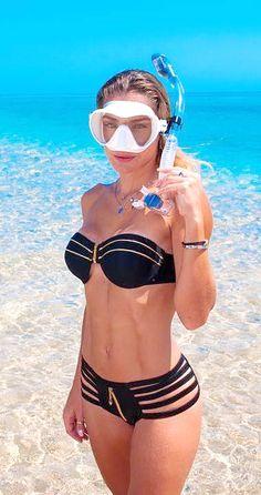 Swimsuits, Bikinis, Swimwear, Snorkelling, Diving, Photo And Video, Womens Fashion, Instagram, Girls