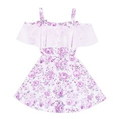Lovely Lavender Lolita Dress