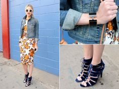 Street Style New York Fashion Week Spring 2014 | Everywhere - DailyCandy