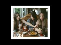 Haim - Figure It Out didn't make it on the album