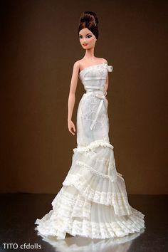"Barbie ""The Romanticist"" Vera Wang Bride II"